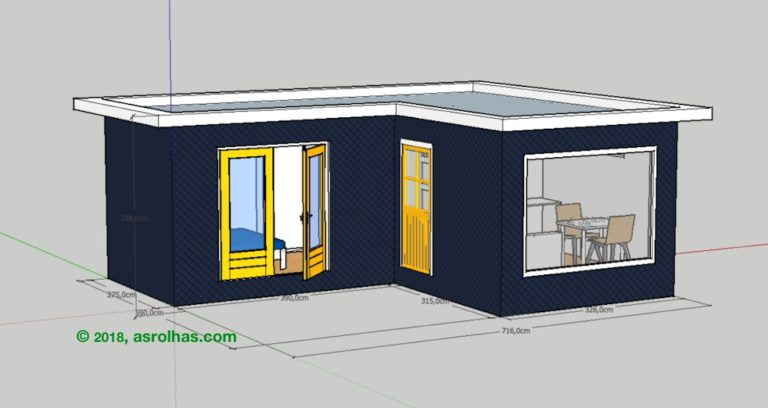 DHZ tuinhuis: het ontwerp