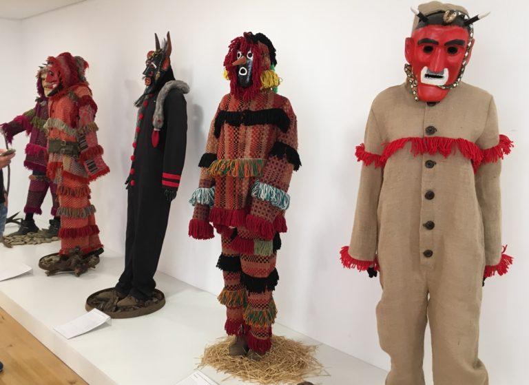 The masks of Lazarim