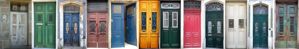 This image has an empty alt attribute; its file name is portuguese_doors-1024x170.jpg